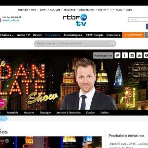 Dan late show rtbf