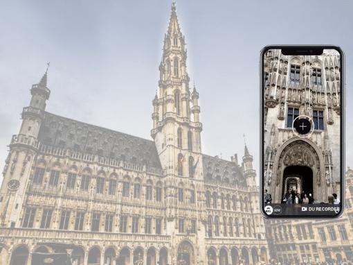 Behind Brussels