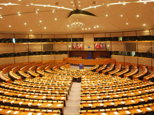 360° Tour of the European Parliament