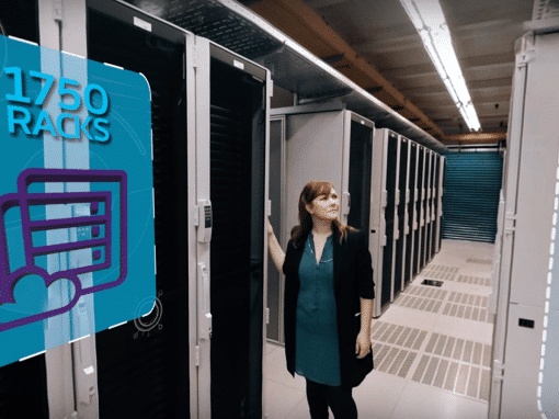 Virtual Tour of Proximus' Brussels Data Centre