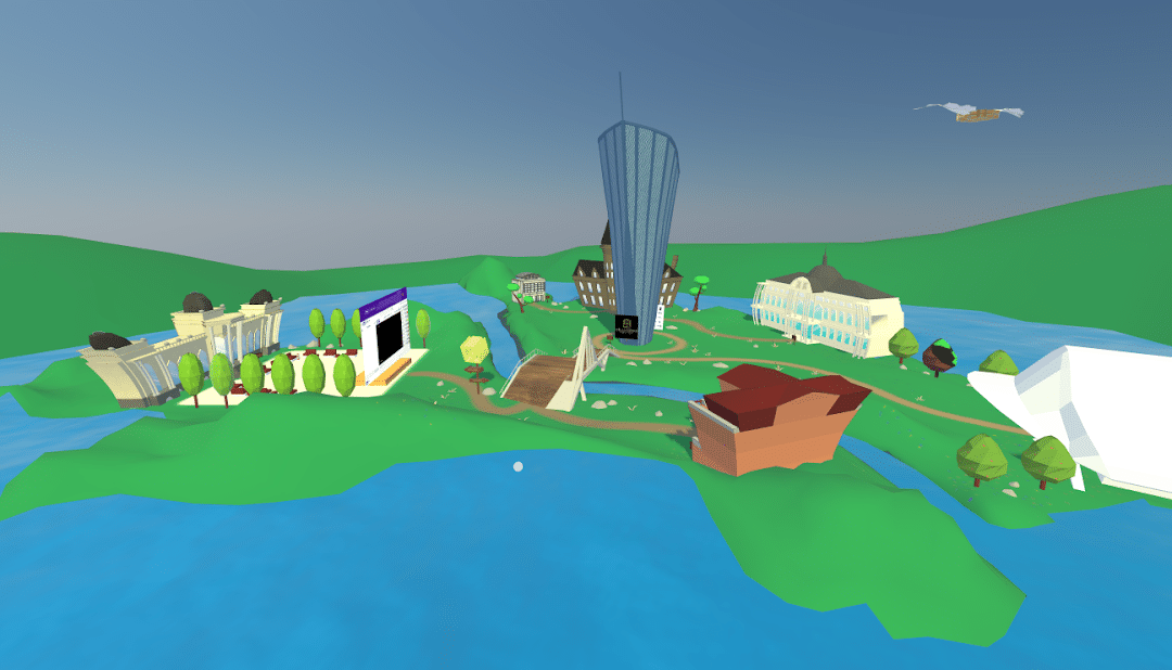Social VR rescues the event sector